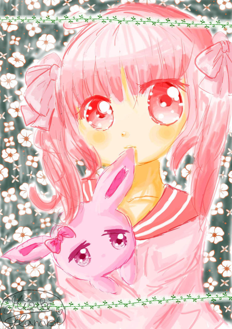 Little Hanabi - Bright Eyes by KumikoHanabi