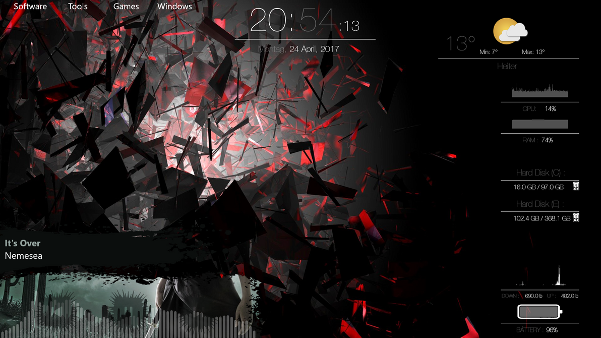 Desktop 3 by AndiMajore