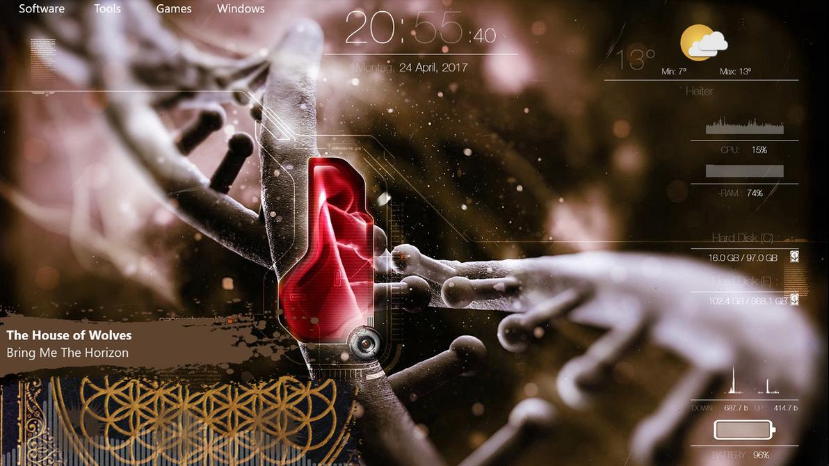 Desktop 4 by AndiMajore