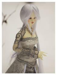 Cold White Snow by Karyane