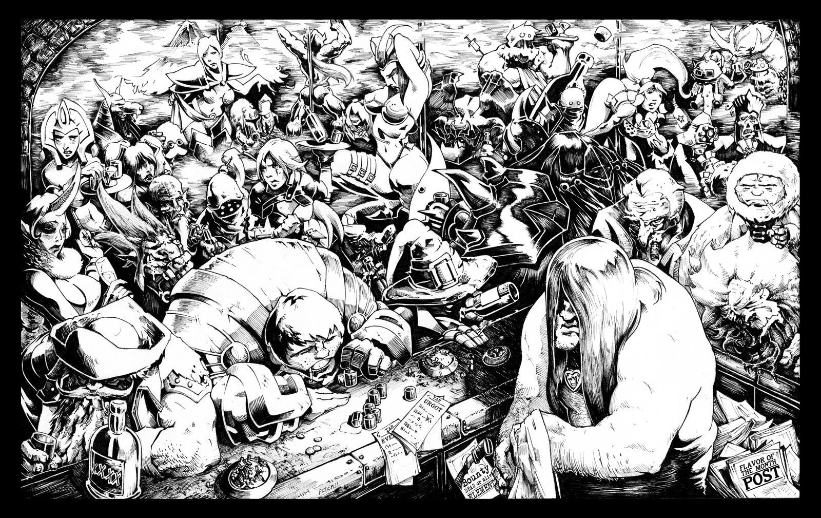 lol noir safe by Potem1917