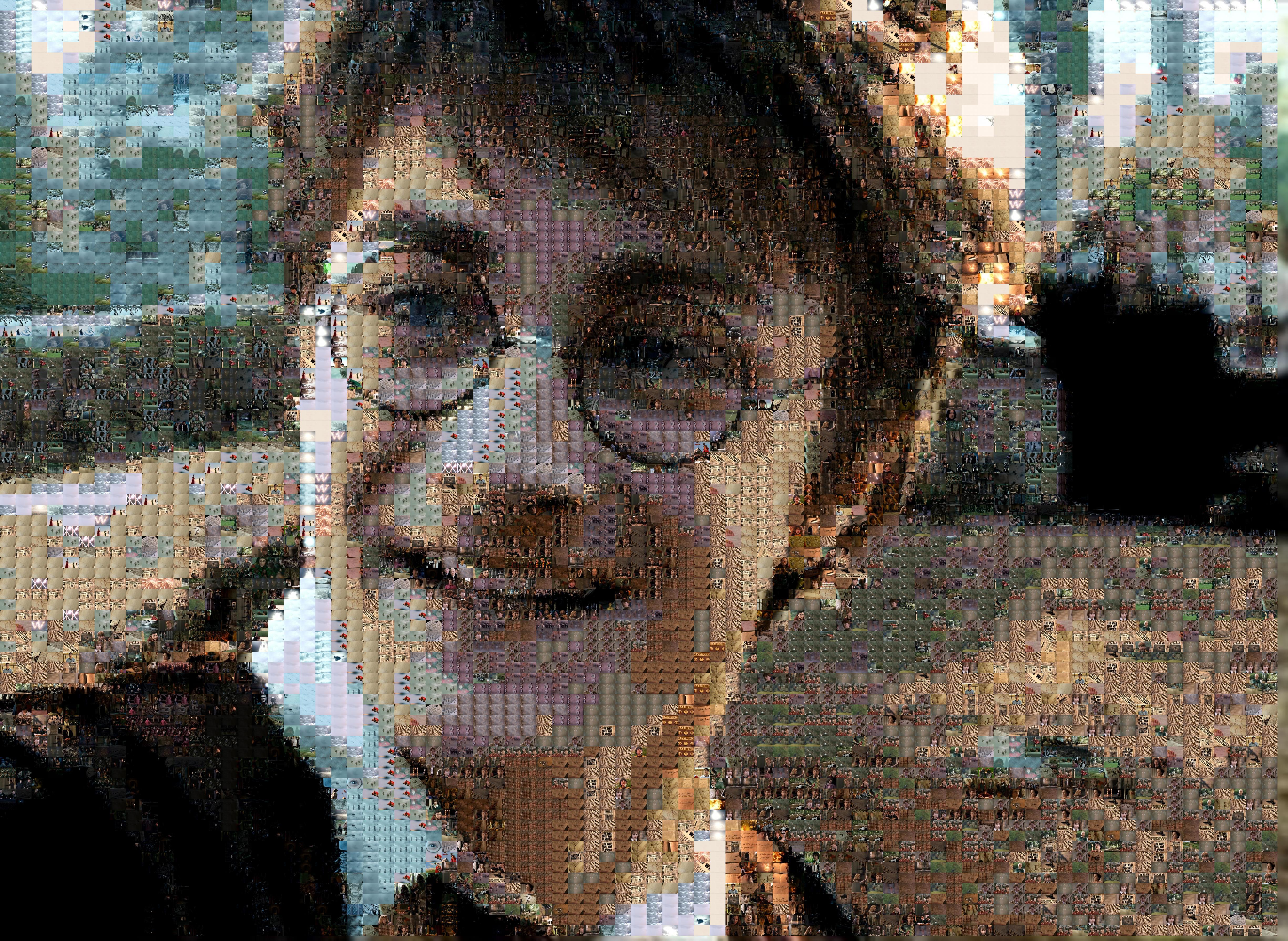 Pincers Harry Potter Harry Potter Screenshot Mosai1
