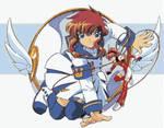Angelic Layer Mosaic 2534