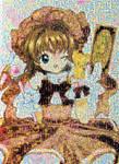 CardCaptorSakura Mosaic 3069