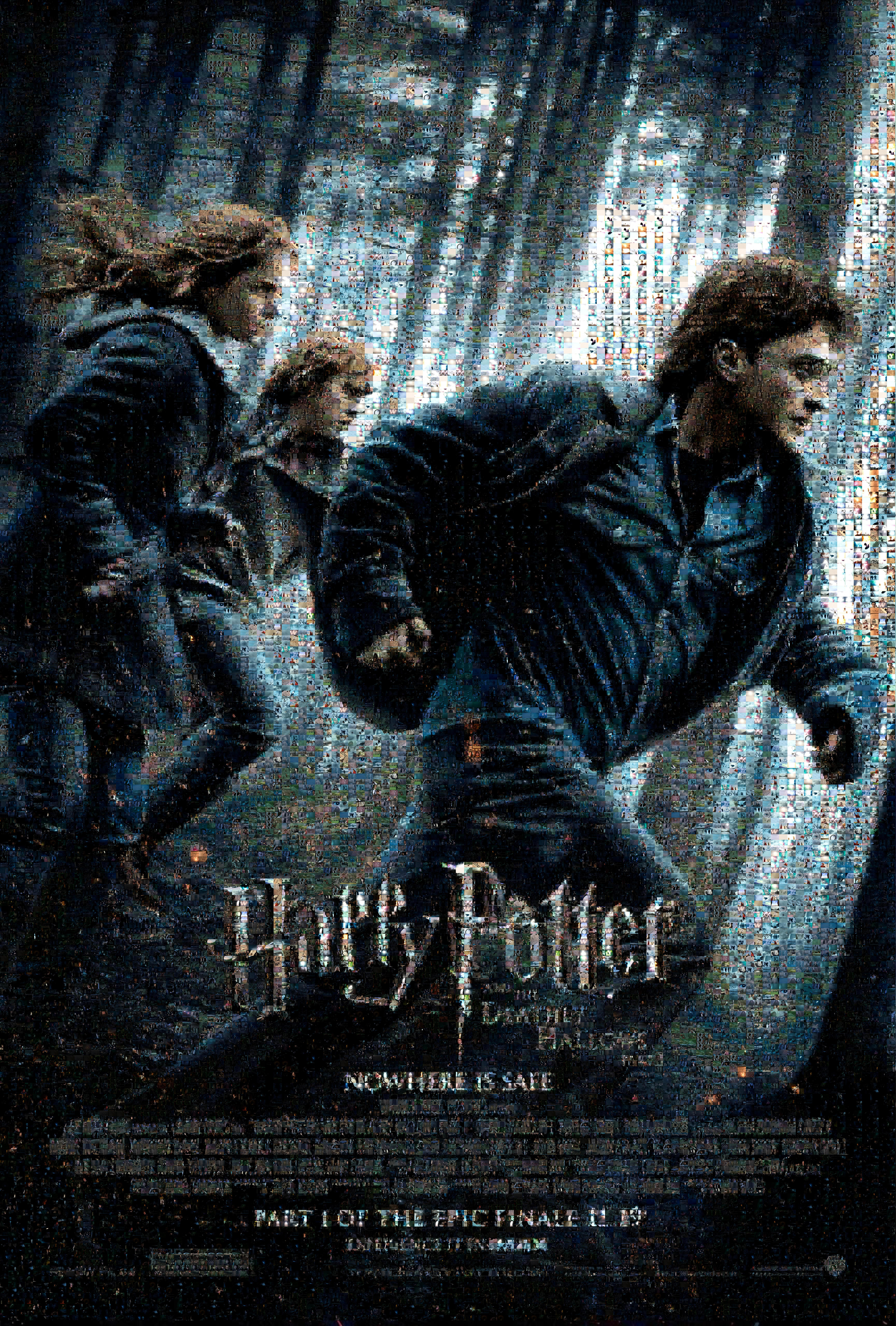 Deathy Hallows Poster2 Mosaic