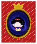 Mirror Mirror There's Snow White