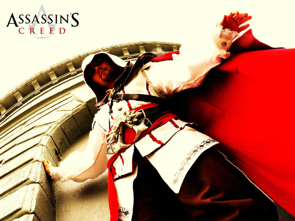 Assassin's Creed Cosplay by smallrinilady