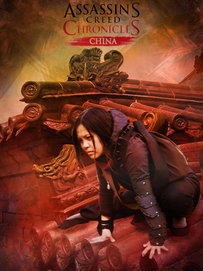 assassin's creed chronicles china by smallrinilady