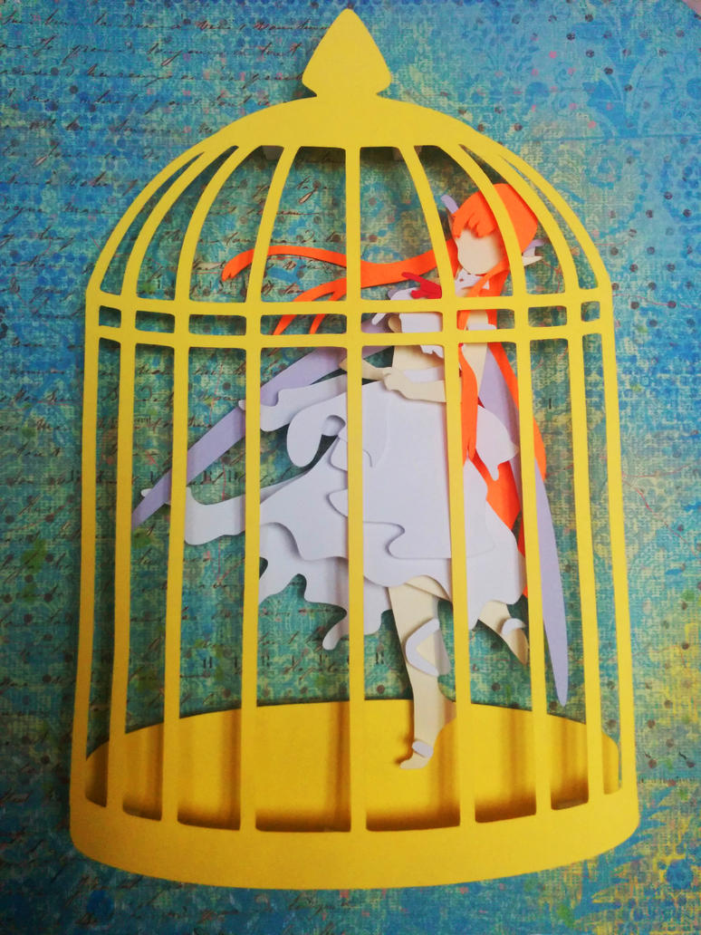 Asuna Bird Cage by smallrinilady