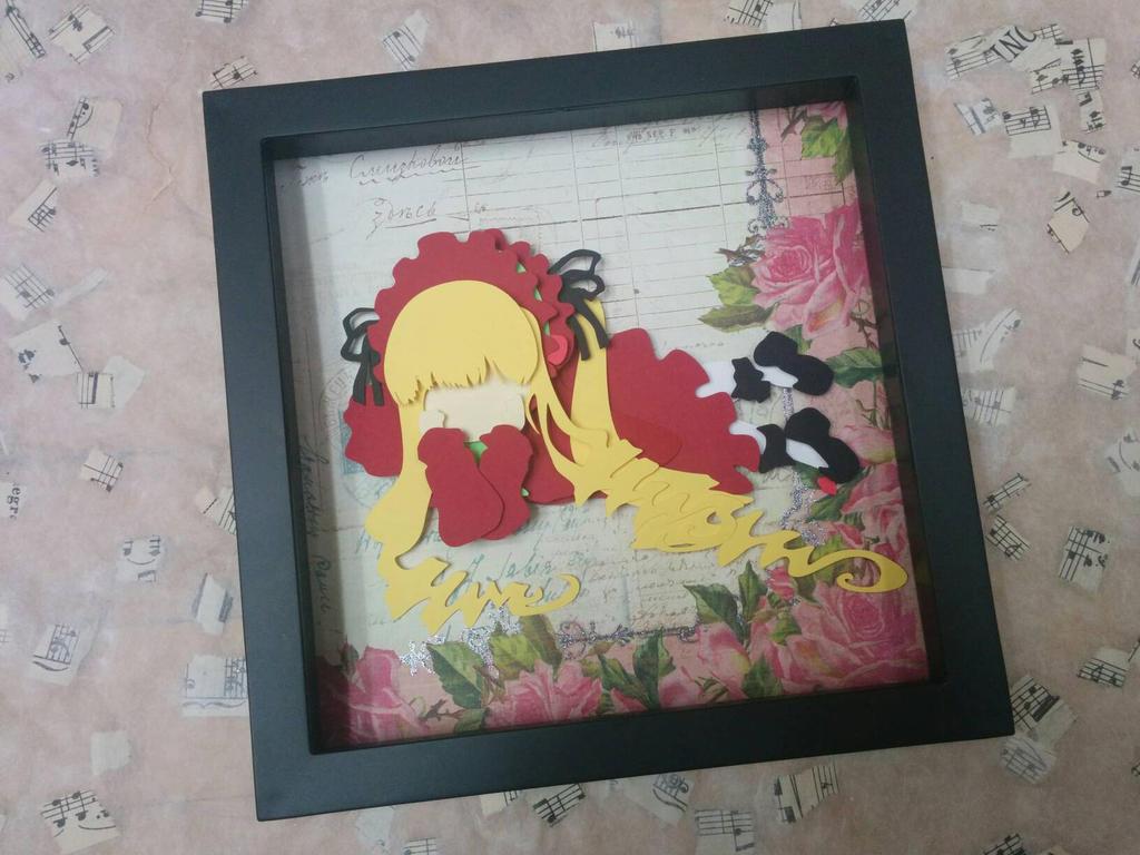 shinku papercut by smallrinilady