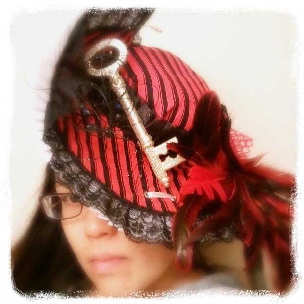 Pirate Hat by smallrinilady