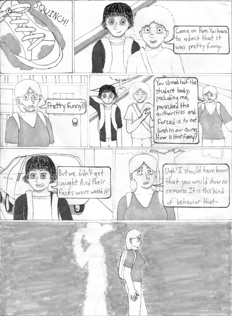 {Insert Cool Name Here} Chapter 1, Page 8 by iamkathybrown
