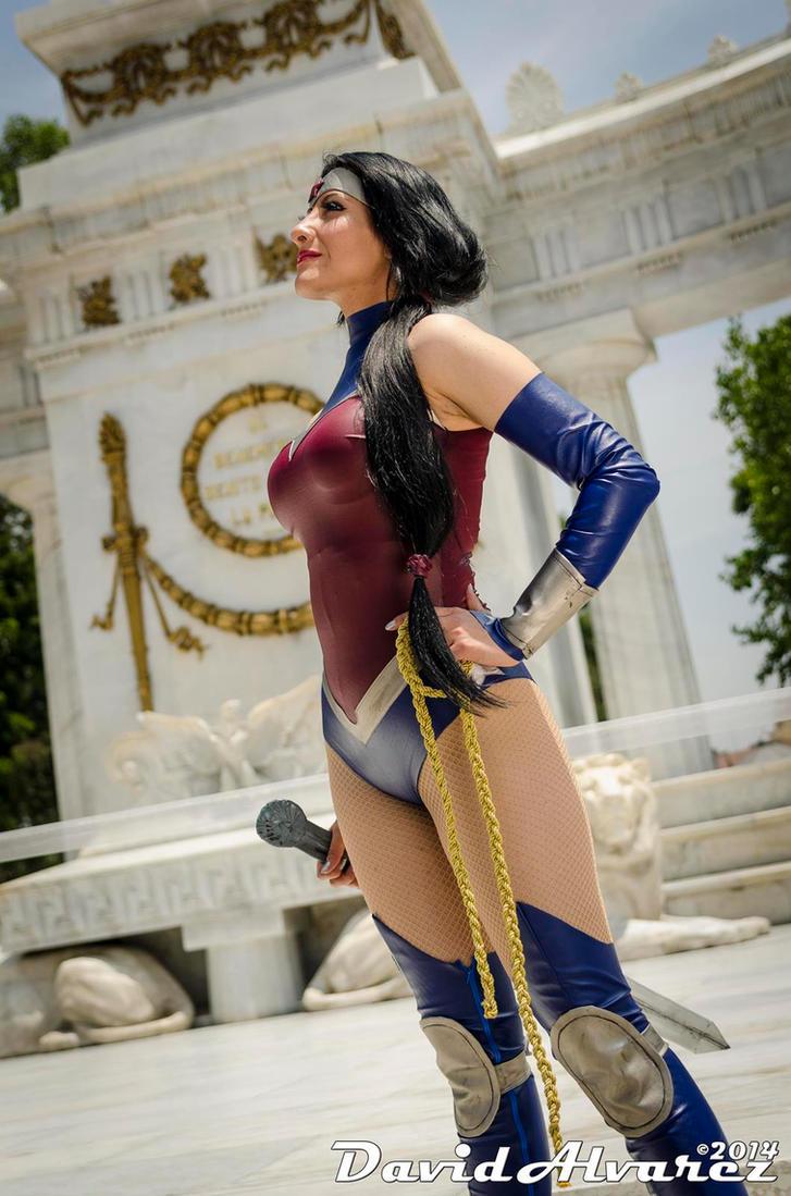 Wonder Woman by Darth-Kaoru