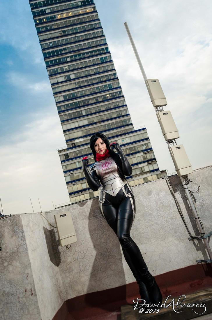 Silk by Darth-Kaoru