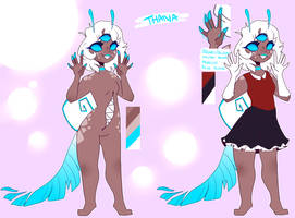 Thana | Reference Sheet by Dinskii