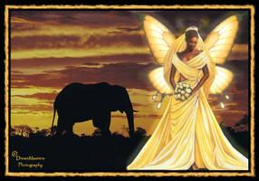 African Fairy by PinkieCreative