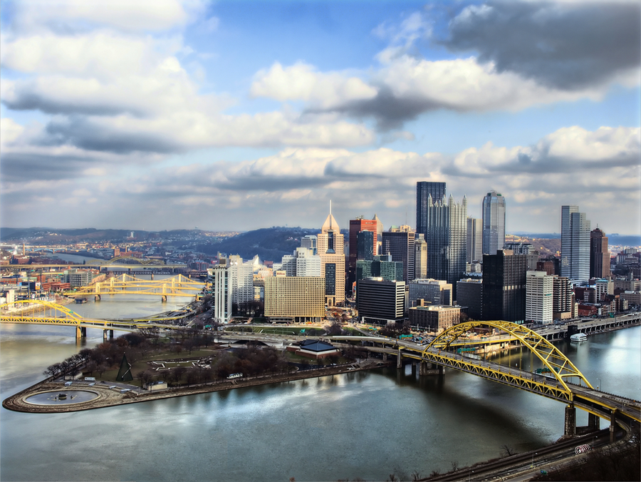 City of Pitt by Latrodectus-Pallidus