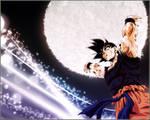 Unfinished Goku Wallpaper