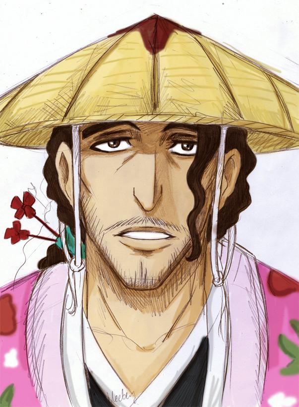 Kyouraku Shunsui by Chater