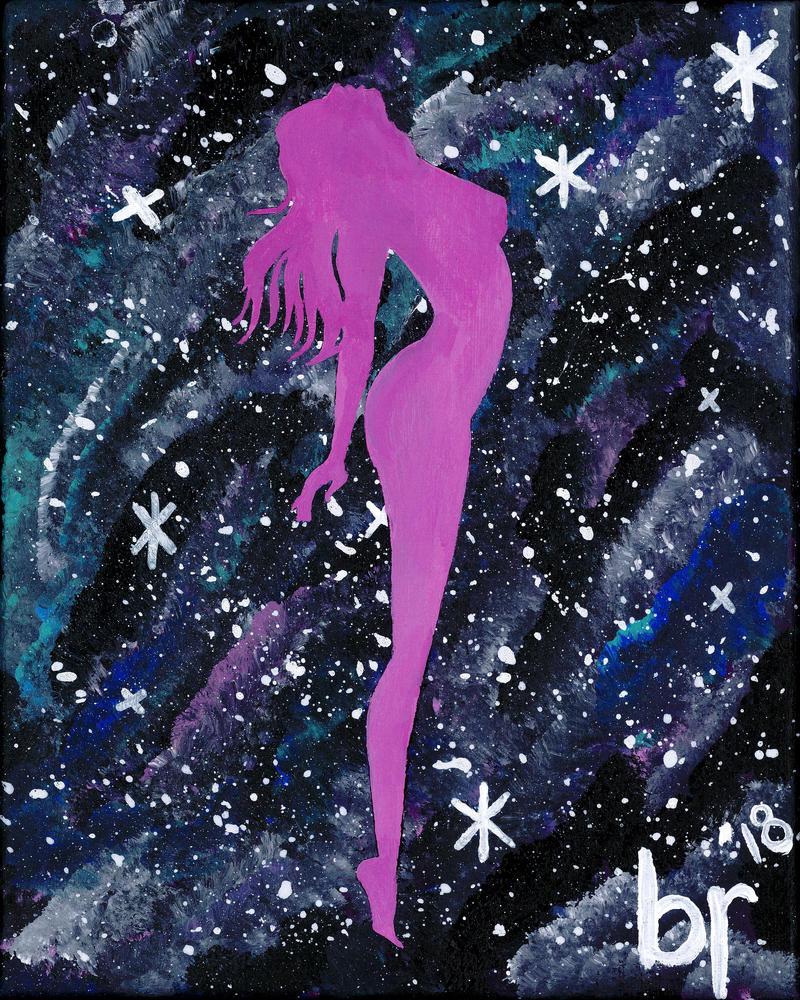 Galaxy by riverflower92