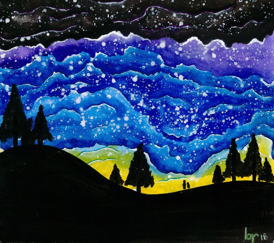 Stargazer by riverflower92