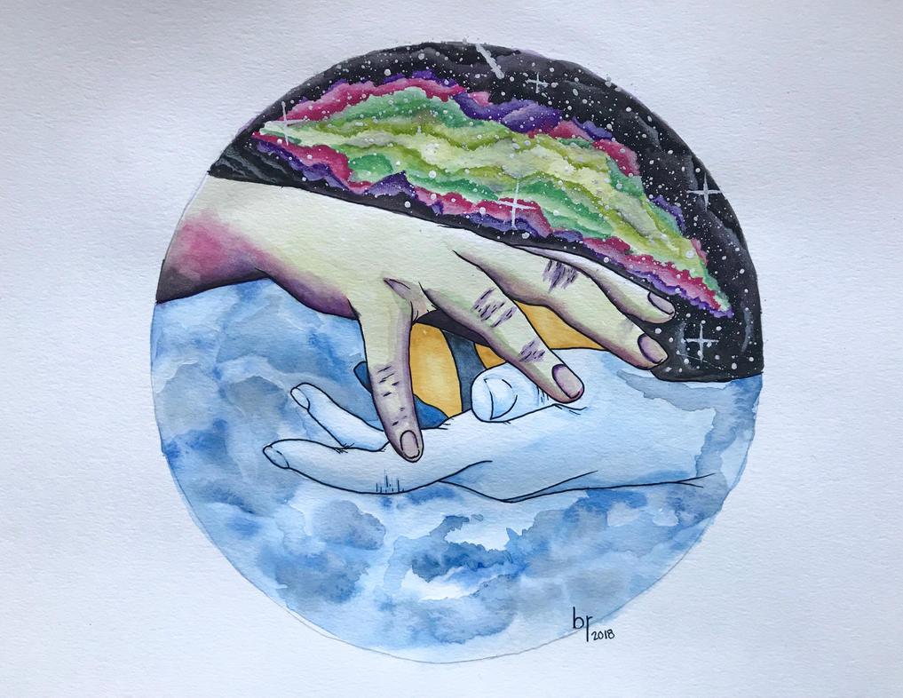 Cosmos by riverflower92