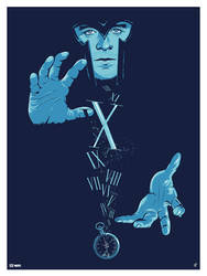 X-MEN Days of Future Past / Poster Posse #6 by BarbarianFactory