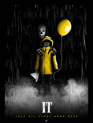 IT - THEY ALL FLOAT DOWN HERE by BarbarianFactory