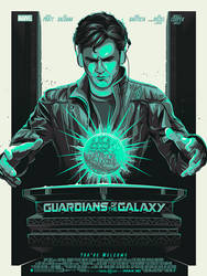 GUARDIANS OF THE GALAXY / You're Welcome (variant) by BarbarianFactory