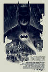 BATMAN 75th ANNIVERSARY - POSTER POSSE TRIBUTE #2