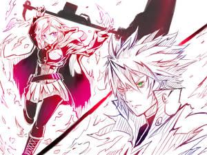 Cross Tag Battle!!!
