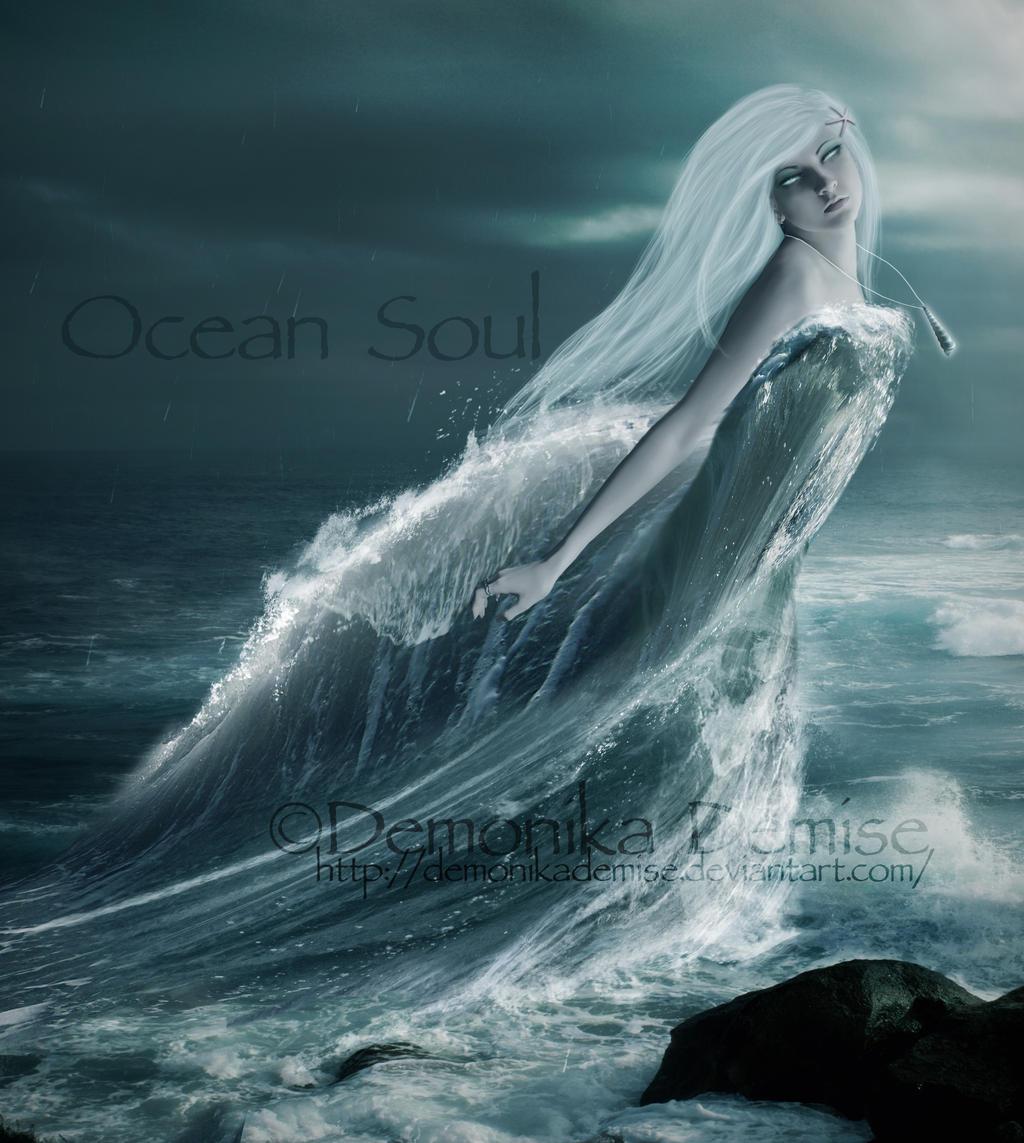 Ocean Soul by DemonikaDemise