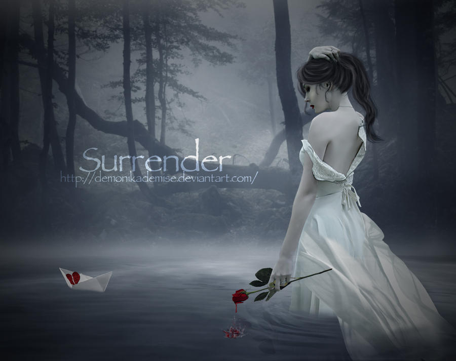 Revamp - Surrender by DemonikaDemise