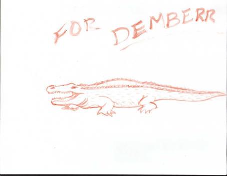 For Demberr