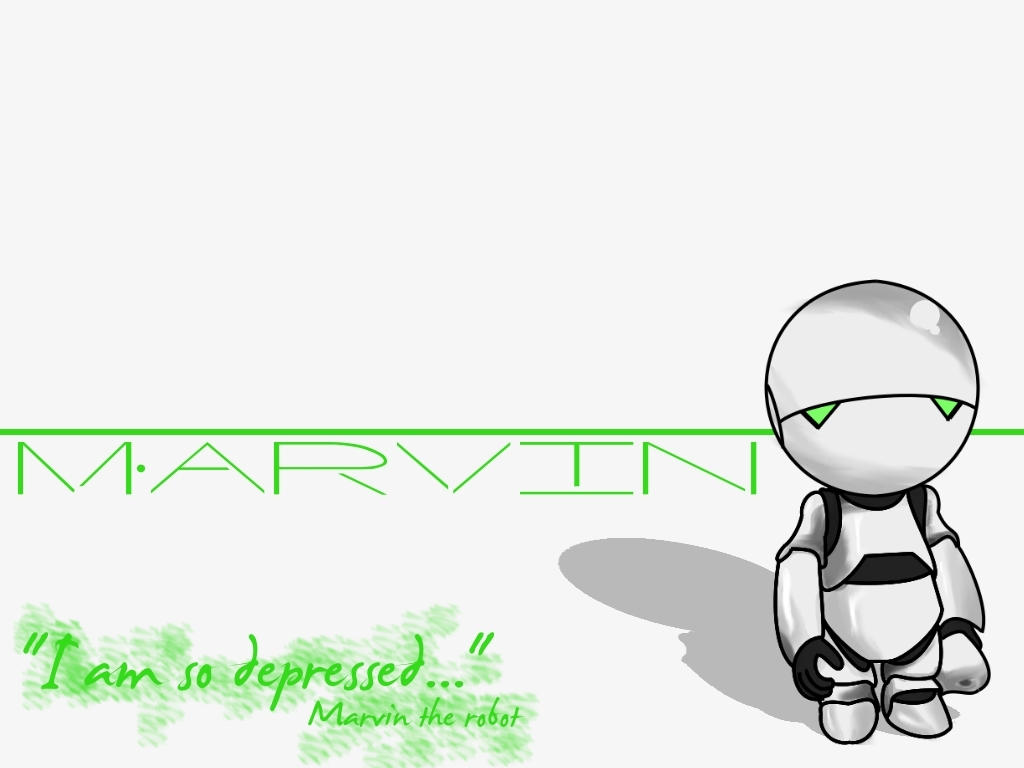 Marvin wallpaper