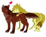 Spearheart and Warbound love