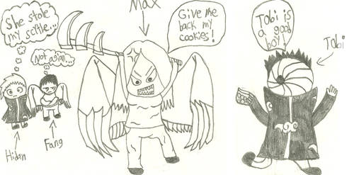 Give Me Back My Cookies by maxridefan1234