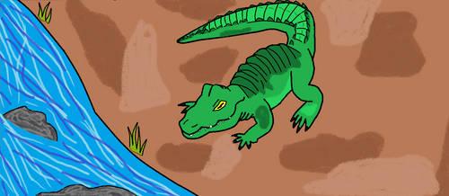 Alligator by maxridefan1234