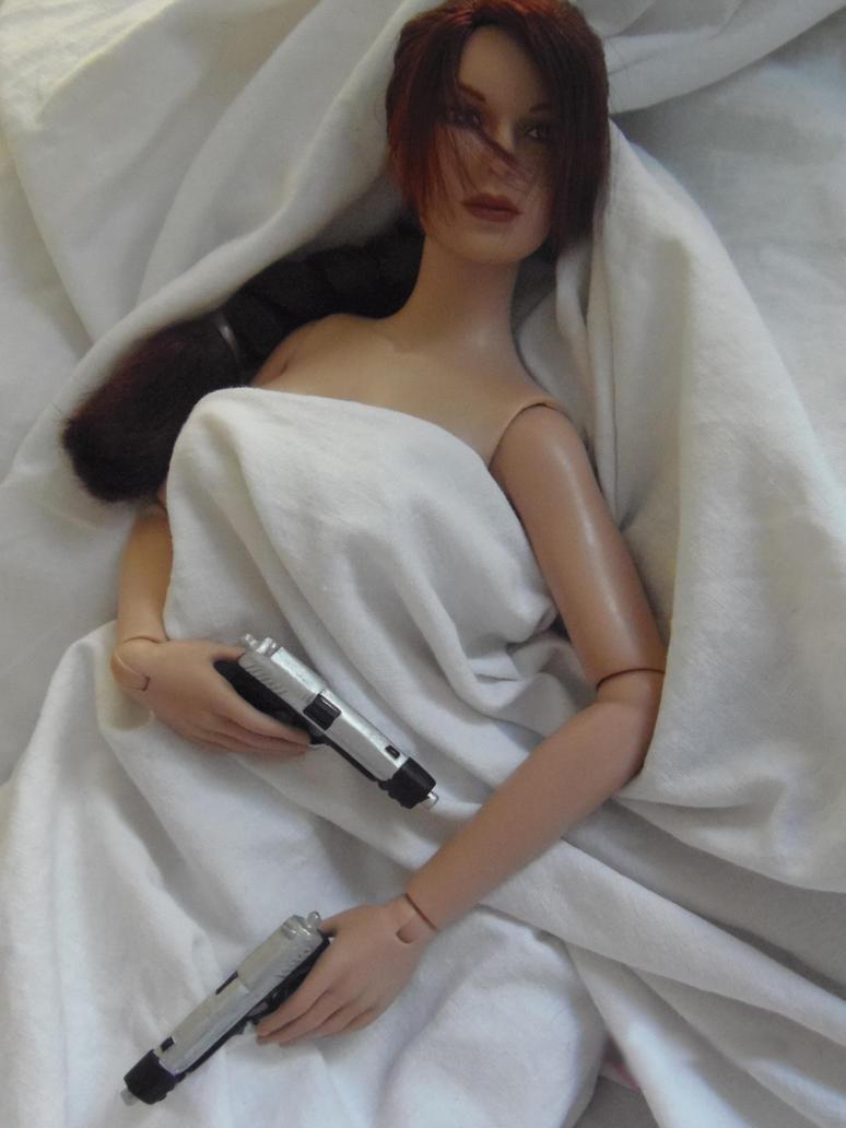 Sexy Lara Croft... by anorexianevrosa