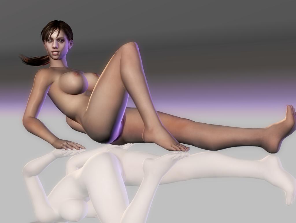 Sexy Jill Valentine by anorexianevrosa