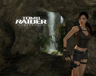 Tomb Raider Underworld - Costal Thailand by anorexianevrosa