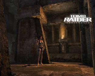 Tomb Raider Underworld - Mediterranean Sea by anorexianevrosa