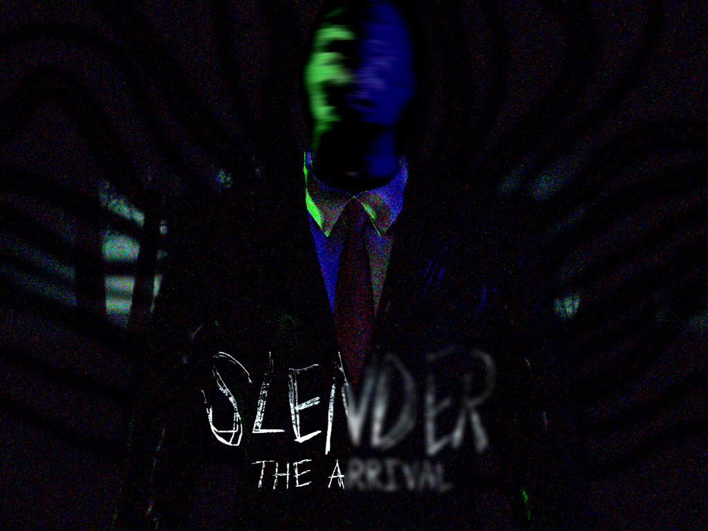 Slender - The Arrival by anorexianevrosa