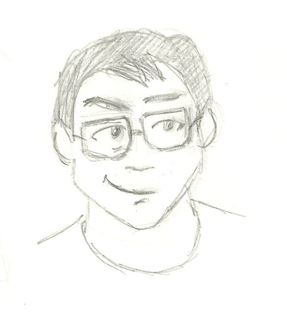 Alex is experimenting with new frames by spazahedron