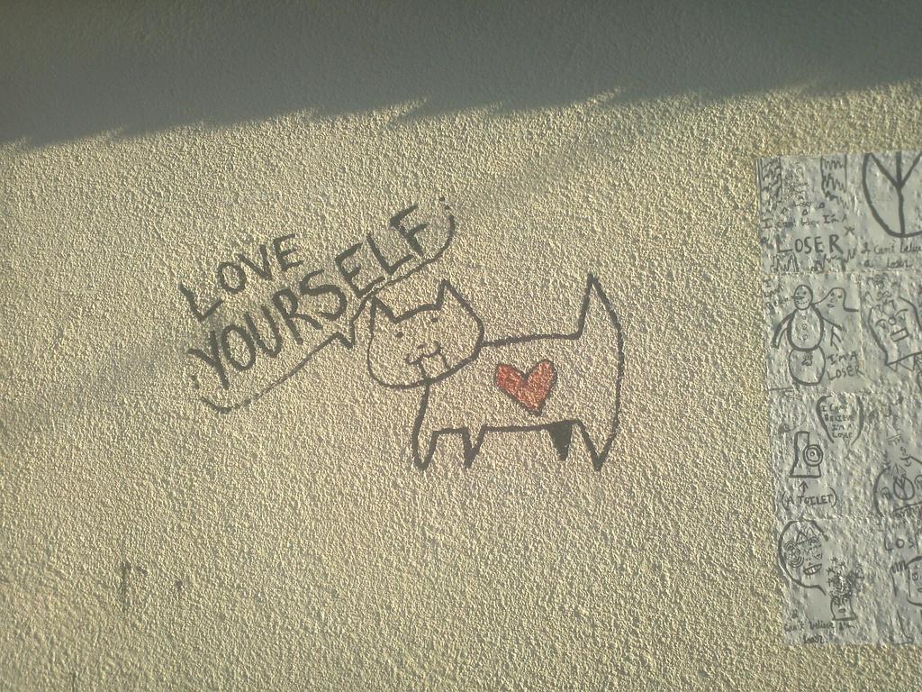 Cute Graffiti by spazahedron