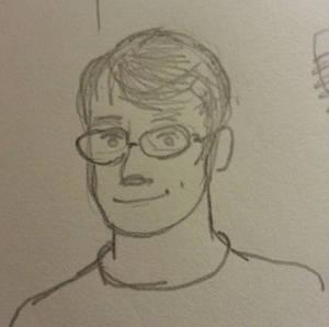 Quasi Self Portrait