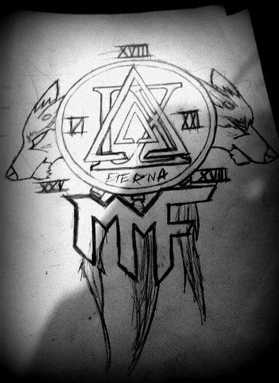 tattoo idea.. by Deadw0lf