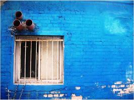 Blue by el-la