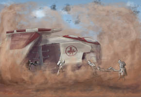 Medevac by shannor