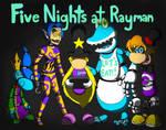 Five nights at Rayman